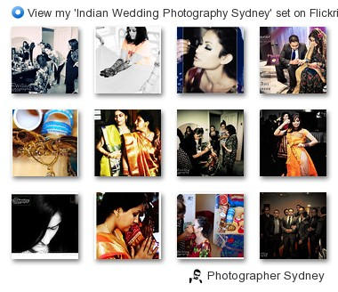View my 'Indian Wedding Photography Sydney' set on Flickriver