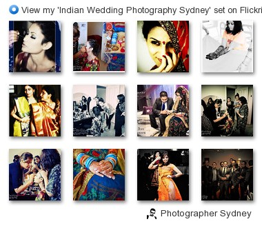 Indian Wedding Photography - View my 'Indian Wedding Photography Sydney' set