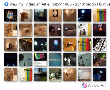 Artitute Art - View my 'Video an Art & History 1965 - 2010' set on Flickriver