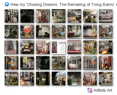 Artitute Art - View my 'Chasing Dreams: The Remaking of Tiong Bahru' set on Flickriver